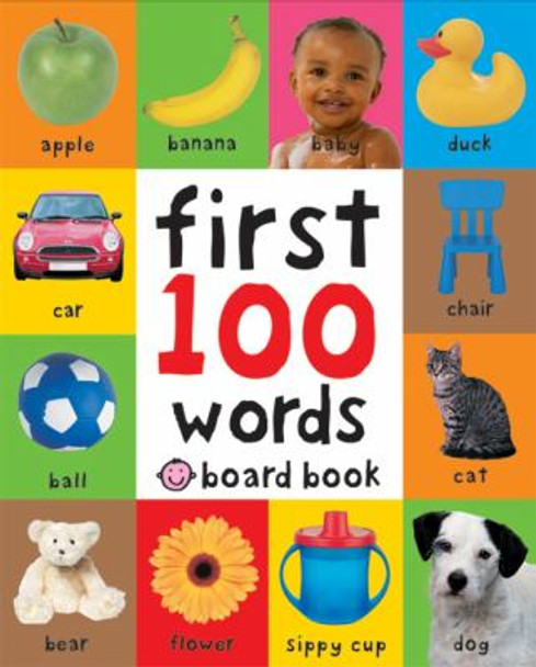 First 100 Words Cover