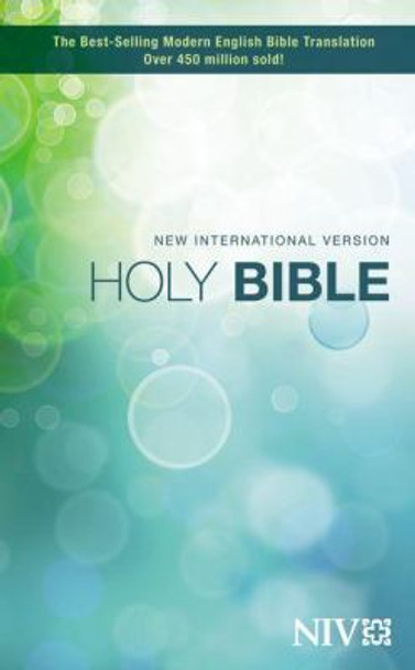 NIV Holy Bible [Paperback] Cover