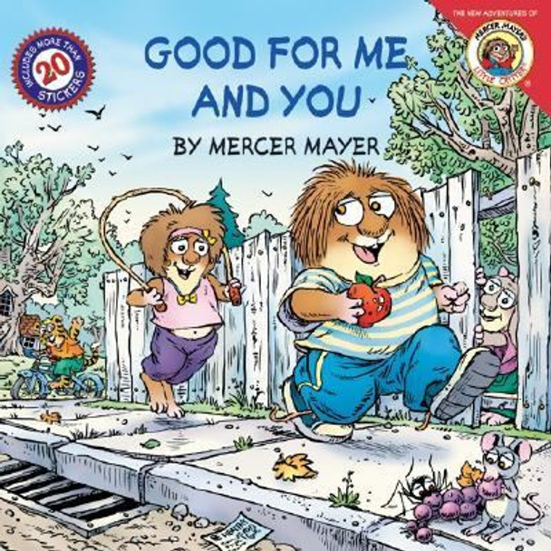Little Critter: Good for Me and You [Paperback] Cover