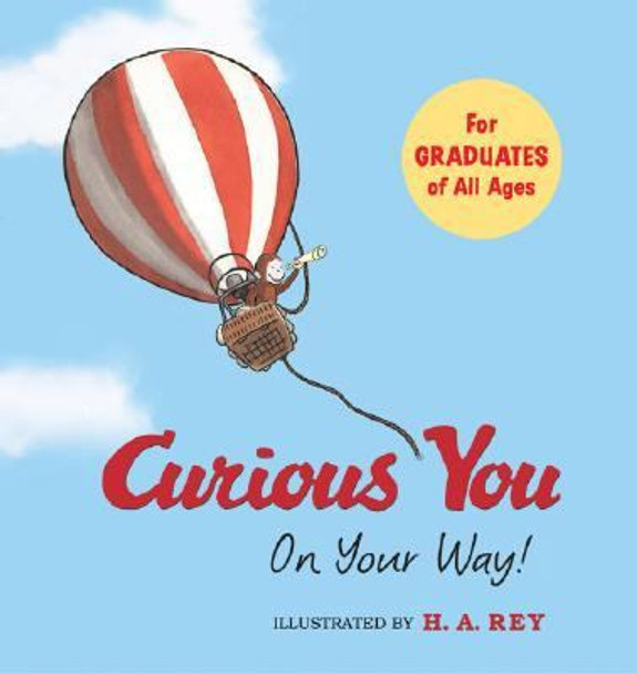 Curious You: On Your Way! [Hardcover] Cover