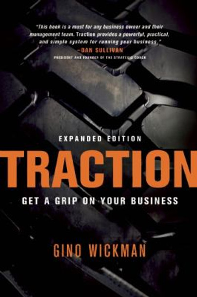 Traction: Get a Grip on Your Business [Paperback] Cover