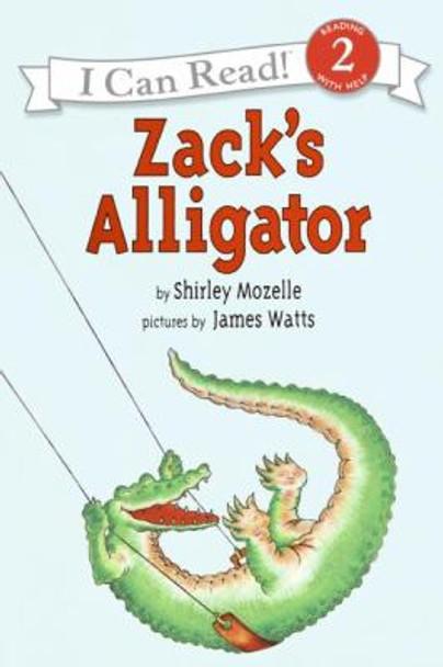 Zack's Alligator [Paperback] Cover