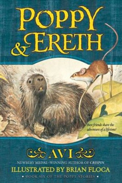 Poppy and Ereth [Paperback] Cover