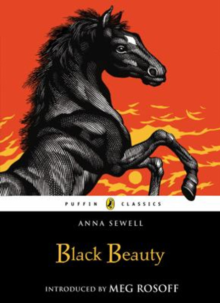 Black Beauty [Paperback] Cover