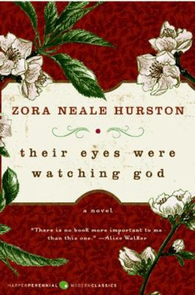 Their Eyes Were Watching God (75th Anniversary) [Paperback] Cover
