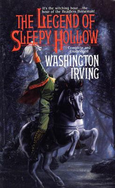 The Legend of Sleepy Hollow [Mass Market Paperback] Cover