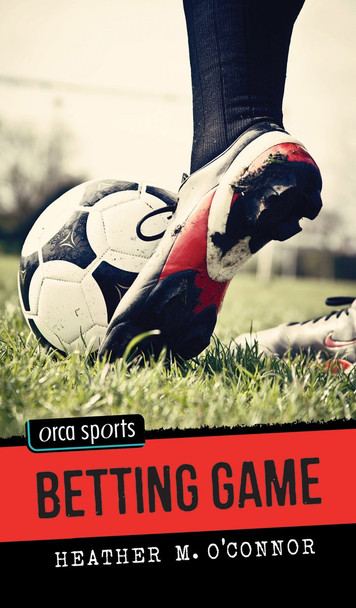Betting Game (Orca Sports) [Paperback] Cover