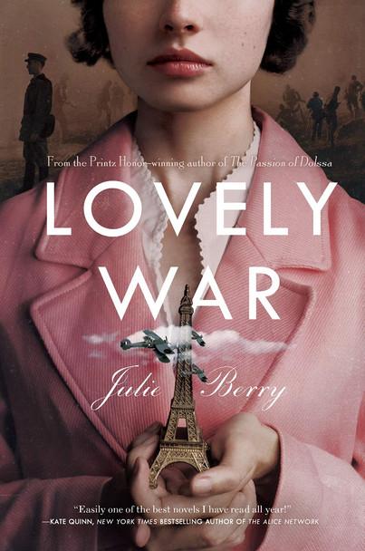 Lovely War [Hardcover] Cover