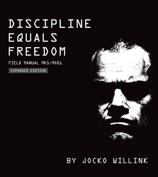 Discipline Equals Freedom: Field Manual Mk1-MOD1 [Hardcover] Cover