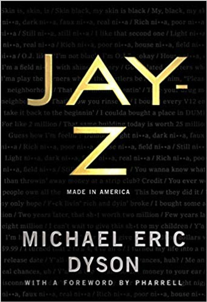 Jay-Z: Made in America [Hardcover] Cover