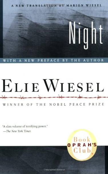 Night [Paperback] Cover