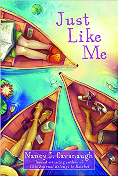 Just Like Me [Paperback] Cover