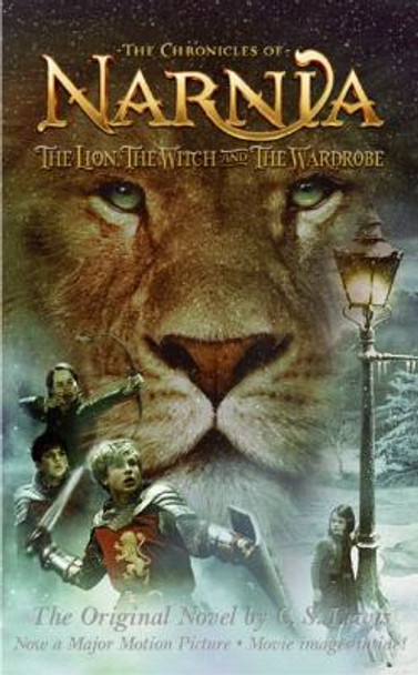 The Lion, the Witch and the Wardrobe [Paperback] Cover