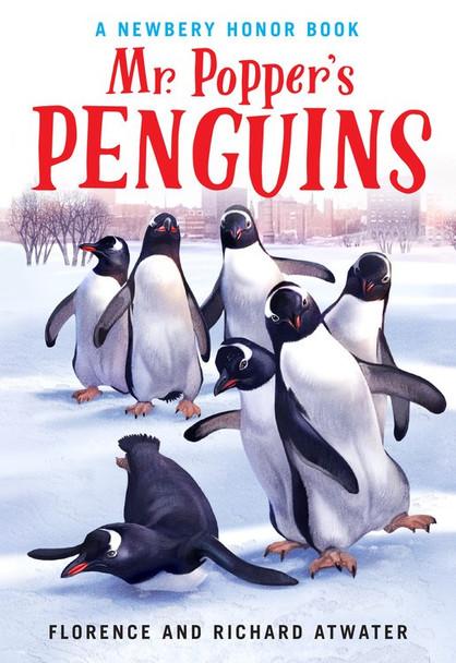 Mr. Popper's Penguins - Cover