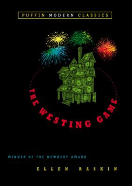 The Westing Game [Paperback] Cover