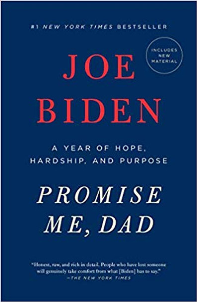 Promise Me, Dad: A Year of Hope, Hardship, and Purpose [Paperback] Cover