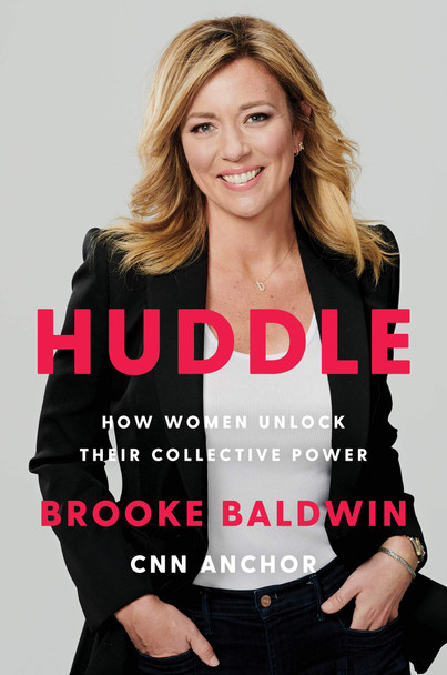 Huddle: How Women Unlock Their Collective Power - Cover