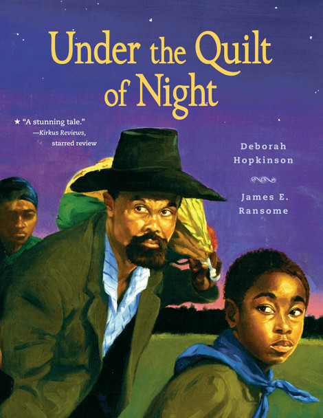 Under the Quilt of Night - Cover