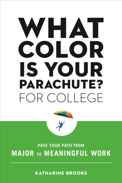 What Color is Your Parachute? for College - Cover