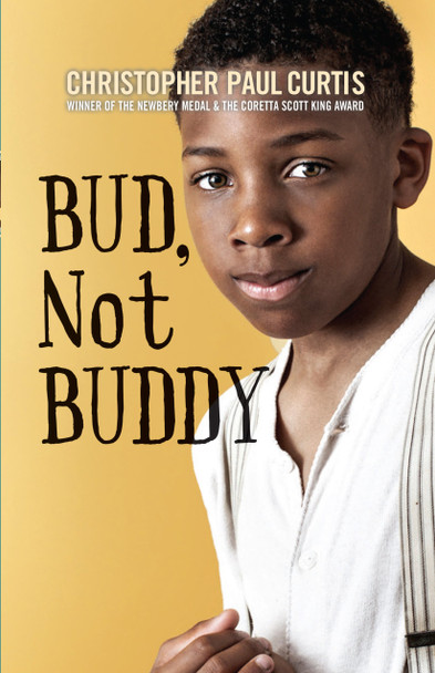 Bud, Not Buddy - Cover