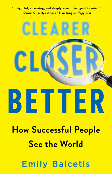Clearer, Closer, Better - Cover