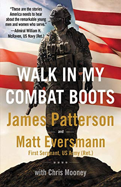 Walk in My Combat Boots: True Stories from America's Bravest Warriors - Cover