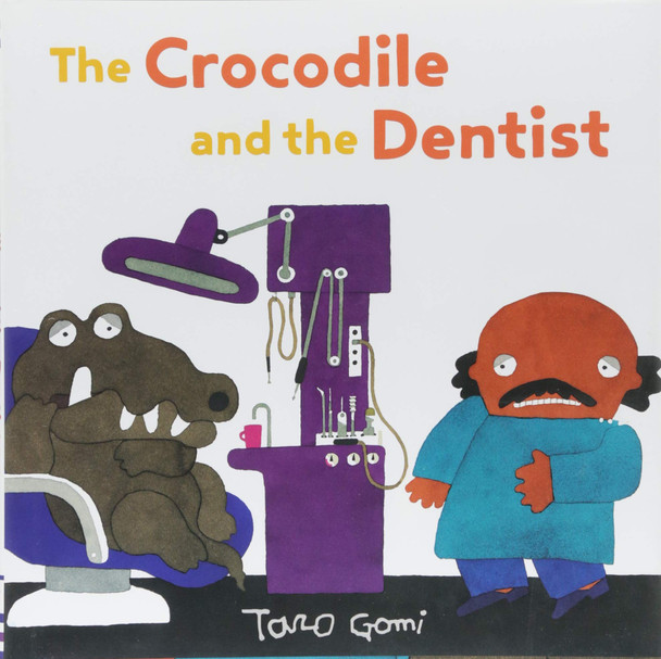The Crocodile and the Dentist - Cover