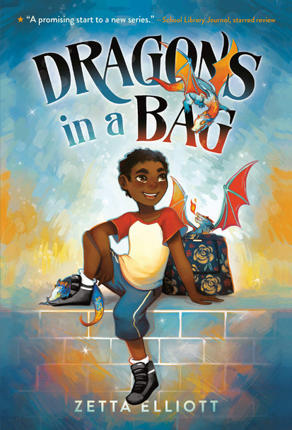 Dragons in a Bag - Cover