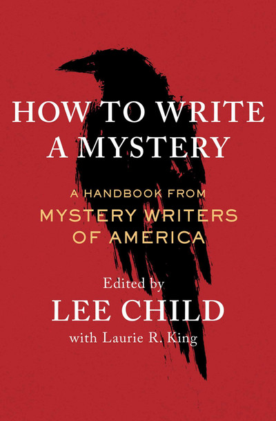 How to Write a Mystery: A Handbook from Mystery Writers of America - Cover