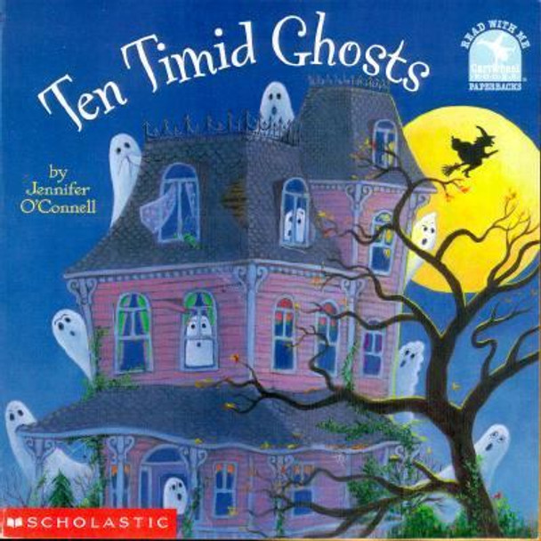 Ten Timid Ghosts Cover