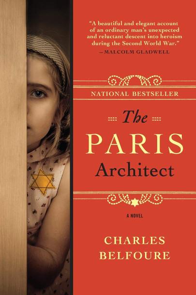 The Paris Architect - Cover