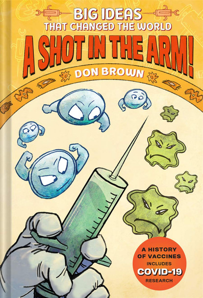 A Shot in the Arm! - Cover