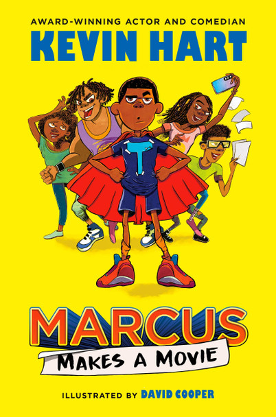 Marcus Makes a Movie - Cover