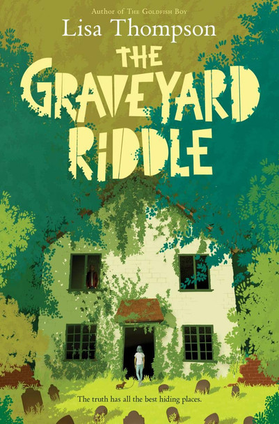 The Graveyard Riddle - Cover