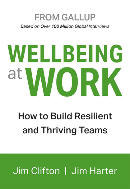 Wellbeing at Work - Cover