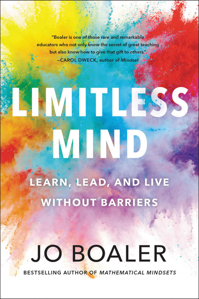 Limitless Mind: Learn, Lead, and Live Without Barriers - Cover