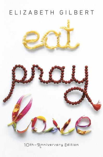 Eat Pray Love - Cover