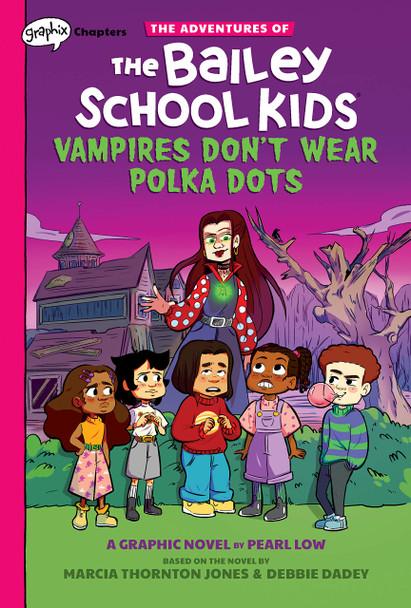 Vampires Don't Wear Polka Dots - Cover