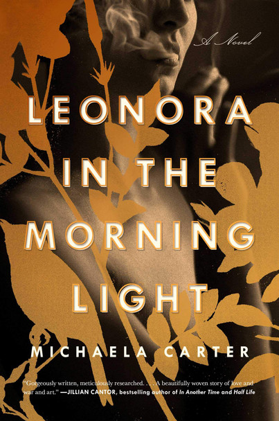 Leonora in the Morning Light - Cover