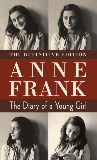 The Diary of a Young Girl: The Definitive Edition - Cover