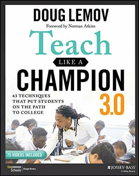 Teach Like a Champion 3.0 - Cover