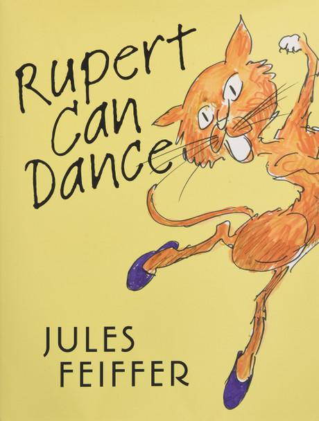 Rupert Can Dance - Cover
