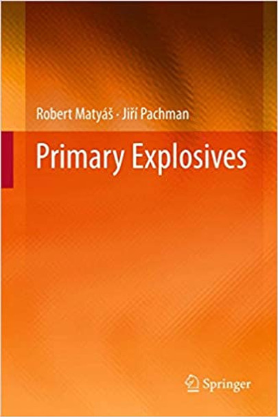 Primary Explosives - Cover