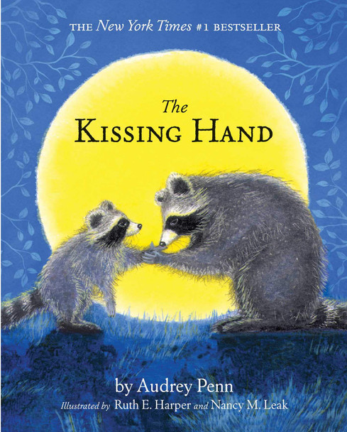 The Kissing Hand - Cover
