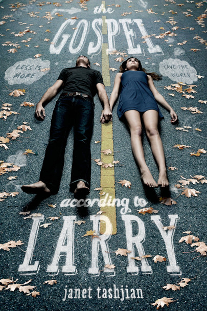 The Gospel According to Larry - Cover