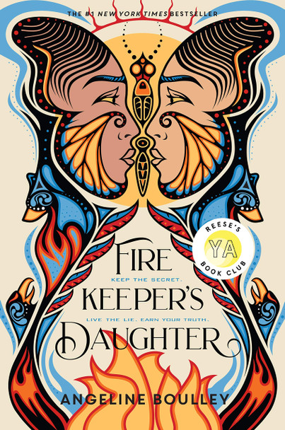 Firekeeper's Daughter - Cover