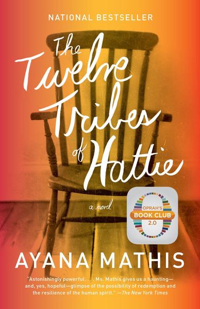 The Twelve Tribe of Hattie - Cover