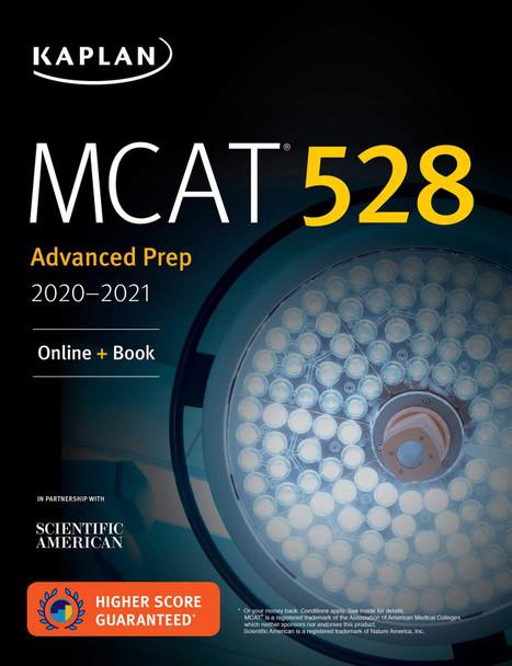 MCAT 528 Advanced Prep 2021-2022 - Cover