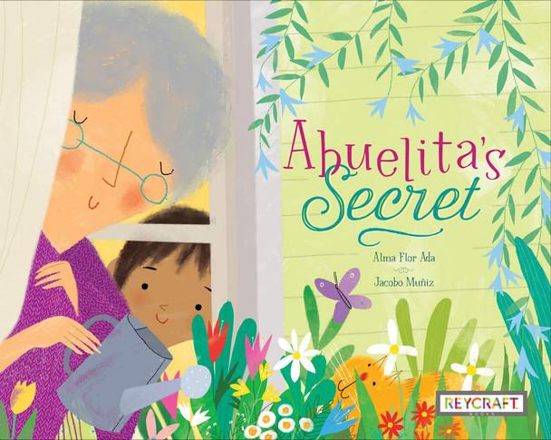 Abuelita's Secret - Cover