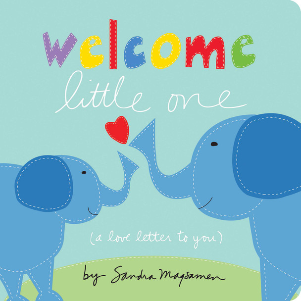 Welcome Little One - Cover